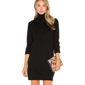 Equipment Black Cashmere Sweater Dress